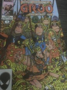 Marvel Groo The Wanderer #8 Mint Rare
