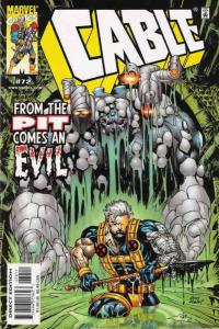 Cable #72 VF/NM; Marvel | save on shipping - details inside