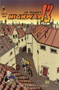 Highway 13 #10 VF/NM; Slave Labor | save on shipping - details inside