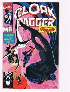 Cloak And Dagger # 17 Marvel Comic Books Spectacular Spider-Man Avengers!!!! S51