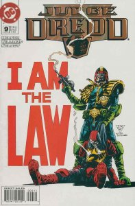 Judge Dredd (DC) #9 VF/NM; DC | save on shipping - details inside