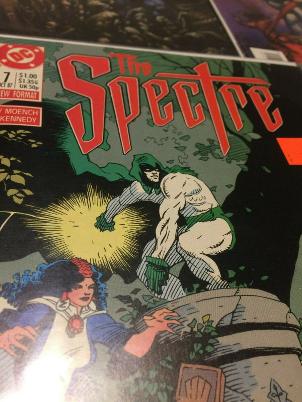 Spectre Comic Lot 2nd and 3rd Series 1980's and 90's NM DC Comics