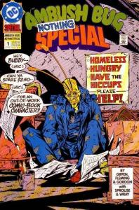 Ambush Bug Nothing Special #1, VF+ (Stock photo)