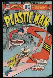 Plastic Man #12 FN 6.0