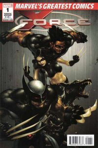 X-Force: Angels and Demons MGC #1, NM (Stock photo)