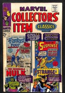 Marvel Collectors' Item Classics #7 (1967)
