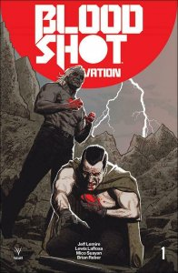 Bloodshot Salvation #1E VF/NM; Valiant | save on shipping - details inside
