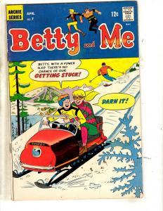 Lot Of 5 Betty & Me Archie Comic Books # 7 14 26 47 155 Jughead Veronica JL28
