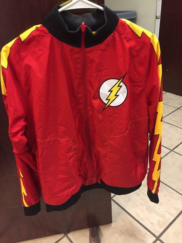 Kids Reversible Flash jacket