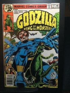 Godzilla #17 (1978)