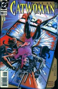 Catwoman (1993 series) #15, NM (Stock photo)