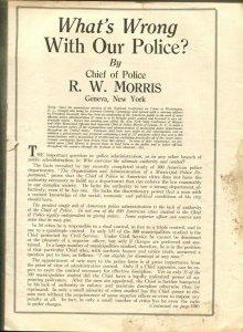 True Detective Mysteries 6/1935-Sacco & Vanzetti-Lindgergh Kidnap-Voodoo-P/FR