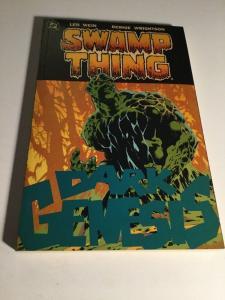 Swamp Thing Dark Genesus Tpb Nm Near Mint DC Comics Len Wein