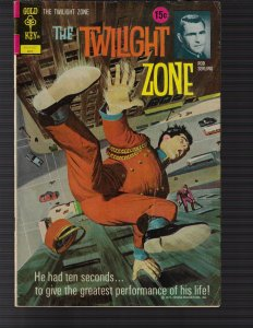 Twilight Zone #43 (Gold Key, 1972)