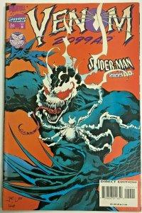 SPIDER-MAN 2099#36 VF/NM 1995 'VENOM' MARVEL COMICS