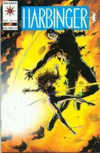 Harbinger (1992 series) #12, VF (Stock photo)