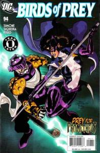 Birds of Prey (1999 series) #94, NM + (Stock photo)