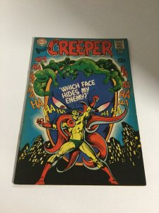Beware The Creeper 4 Fn/Vf Fine/Very Fine 7.0 DC Comics Silver Age