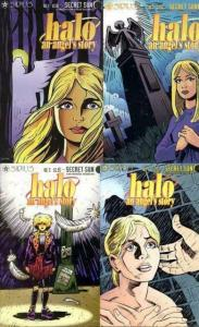 HALO ANGELS STORY (1996 SIRIUS) 1-4  COMPLETE!