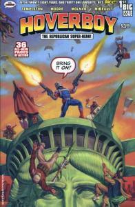 Hoverboy: The Republican Super-Hero #1 VF/NM; Mr. Comics   save on shipping - de