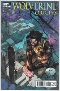 Wolverine: Origins   # 46 VG/FN Nightcrawler, Way/Eaton, Yu cover
