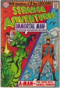 Strange Adventures #190