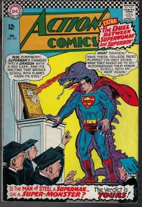 Action Comics #333 (DC, 1966)