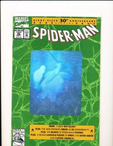 MARVEL Spider-man #26 Sept 30th Anniversary Giant Special 1992 VF/NM  (SRU031)