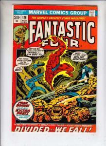 Fantastic Four #128 (Nov-72) VF/NM High-Grade Fantastic Four, Mr. Fantastic (...