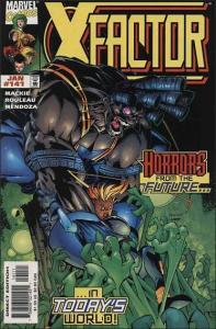 Marvel X-FACTOR (1986 Series) #141 VF