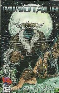 Minotaur #1 VF/NM; Labyrinth | save on shipping - details inside