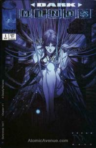 Darkminds #1 (2nd) VF; Image | save on shipping - details inside