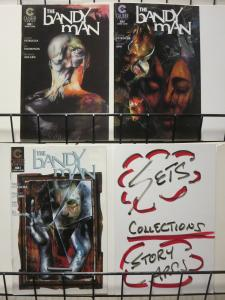 BANDY MAN (1996 CL) 1-3   complete story