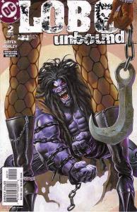 Lobo Unbound #2 VF/NM; DC   save on shipping - details inside