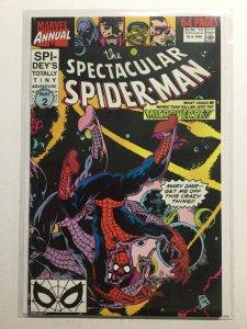 Spectacular Spider-Man Annual 10 Near Mint Nm Marvel
