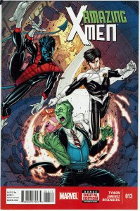 Amazing X-Men #13 (2014 v2) Lady Mastermind NM