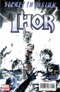 Secret Invasion: Thor #1 (ungraded) stock photo ID#B-1