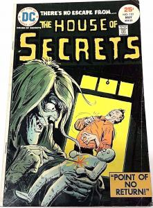 HOUSE OF SECRETS#131 VG 1975 DC BRONZE AGE COMICS
