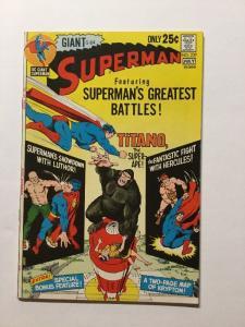 Superman 239 Vf/Nm Very Fine/Near Mint 9.0