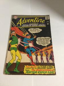 Adventure Comics 345 Vg+ Very Good+ 4.5 DC Comics Silver Age