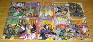 Grendel vol. 2 #1-40 VF/NM complete series - matt wagner - comico - mage set