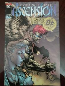 Ascension #1C Dynamic Forces variant cover ltd 15,000 Image Top Cow Fan Club