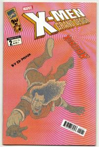 X-Men Grand Design X-Tinction #2 Piskor Variant (Marvel, 2019) NM