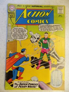 ACTION COMICS # 278 DC SUPERMAN ADVENTURE SUPERGIRL HERCULES