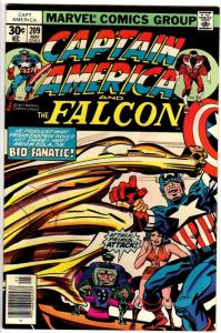 CAPTAIN AMERICA 209 F-VF May 1977