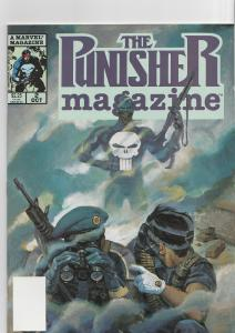 Punisher Magazine #2