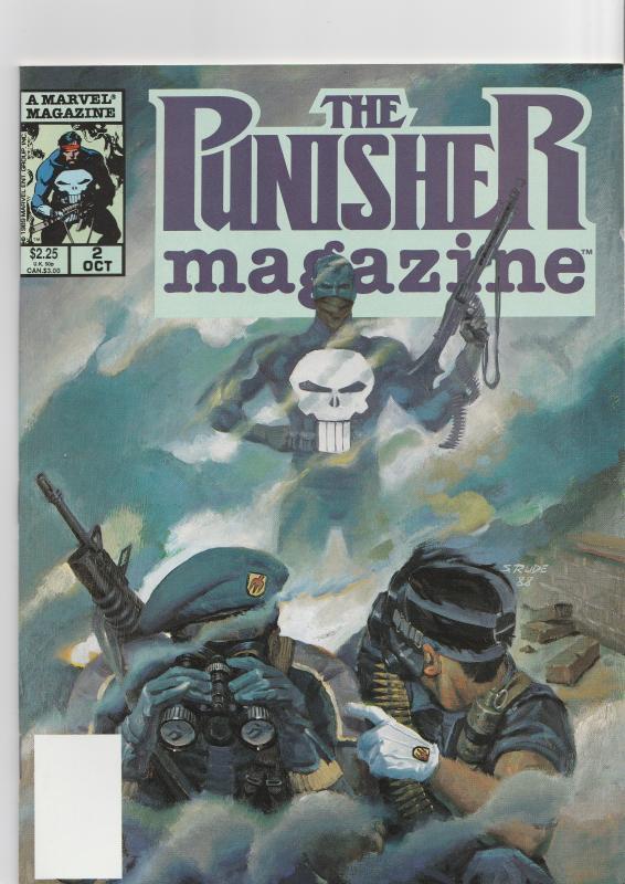 Punisher Magazine #2