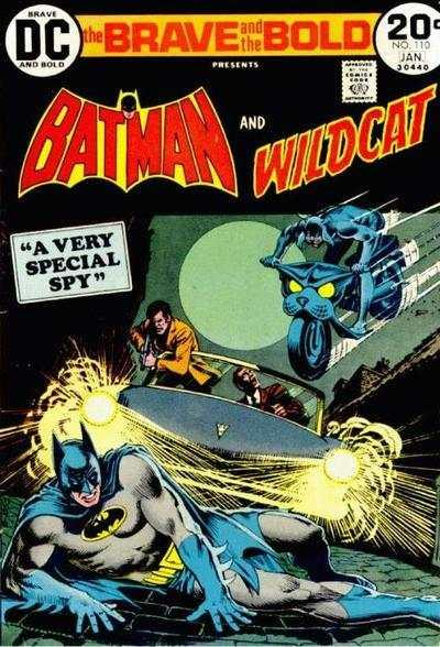 Brave and the Bold (1955 series) #110, Good+ (Stock photo)