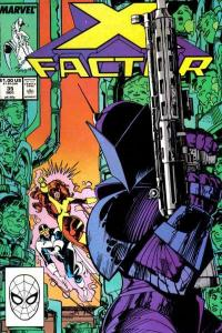 X-Factor (1986 series) #35, VF+ (Stock photo)