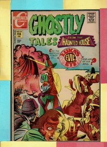 GHOSTLY TALES 84